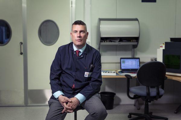 James Coburn, CEO Innalabs – Cisco / Guardian Labs